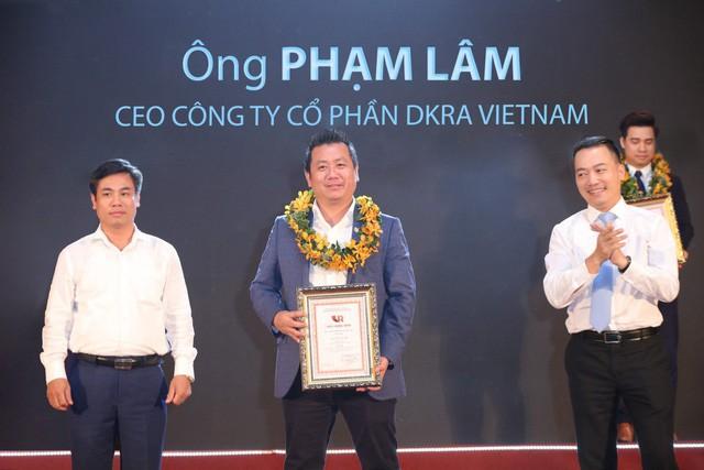 DKRA VIETNAM thắng lớn tại lễ vinh danh nghề môi giới bất động sản Việt Nam 2019 - Ảnh 1.