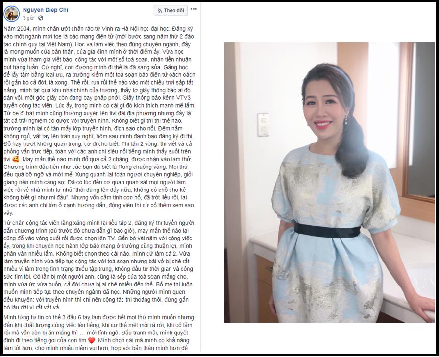 """Doanh nhân Thái Vân Linh, nhà văn Nguyễn Ngọc Thạch, MC Diệp Chi """"xin lỗi bản thân"""" vì những điều bỏ lỡ khi trẻ! - Ảnh 3."""