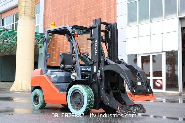TFV Industries cung cấp dịch vụ thuê xe nâng chuyên nghiệp - Ảnh 2.