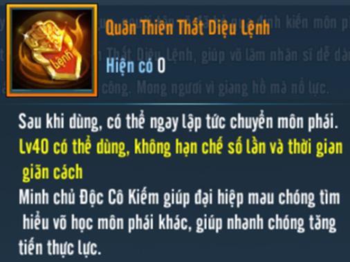 trải nghiệm hết 19 môn phái trong Võ Lâm Truyền Kỳ Mobile Photo-1-15659436816372003375796