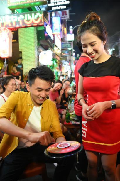 """Hàng nghìn bạn trẻ """"quẩy"""" hết mình tại sự kiện hoành tráng nhất tháng 8 mang tên """"Đêm Sài Gòn"""" - Ảnh 5."""
