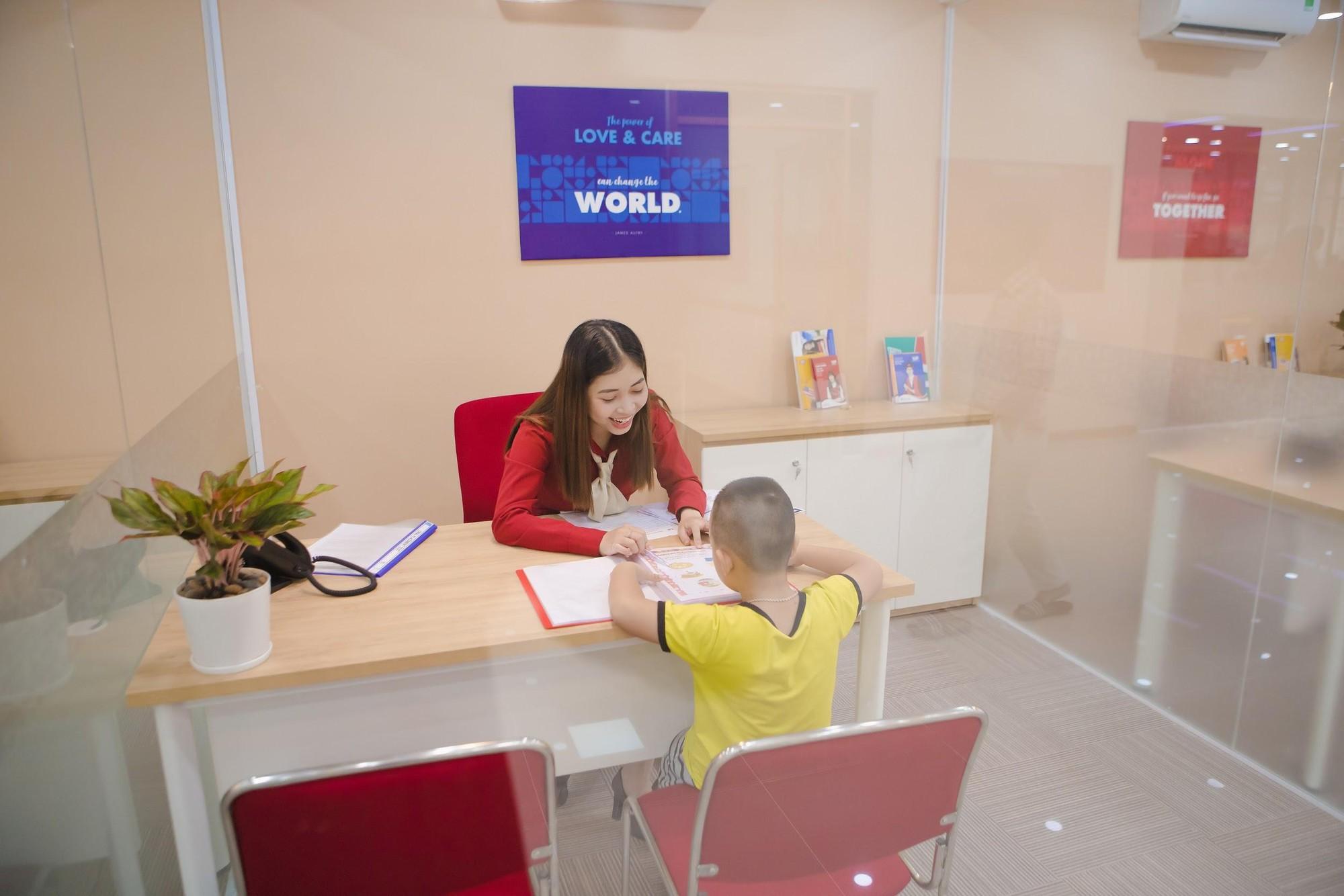 Trải nghiệm buổi học cực vui tại cơ sở mới của VUS - Ảnh 3.