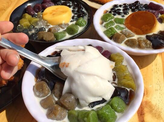 Thiên đường chè khoai dẻo và đồ ăn vặt siêu ngon tại Chick Garden - Ảnh 2.