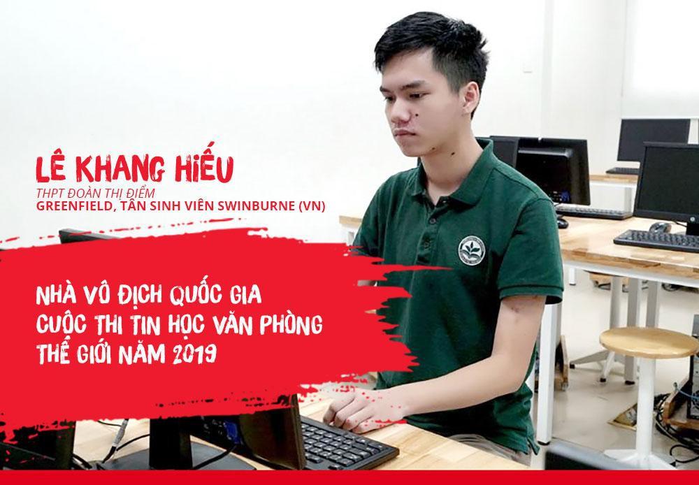 Tân sinh viên nói gì về Swinburne Việt Nam? - Ảnh 1.