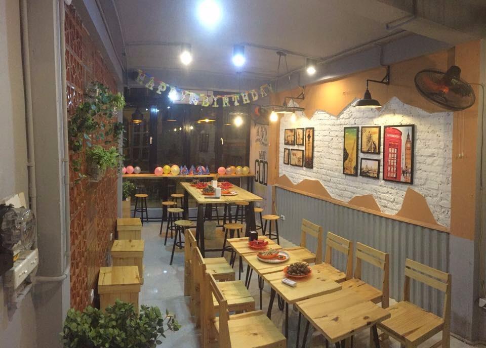 Thiên đường chè khoai dẻo và đồ ăn vặt siêu ngon tại Chick Garden - Ảnh 4.