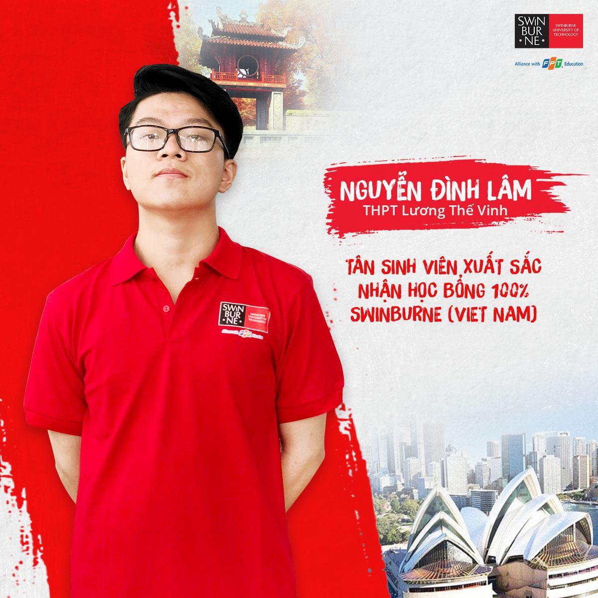 Tân sinh viên nói gì về Swinburne Việt Nam? - Ảnh 3.