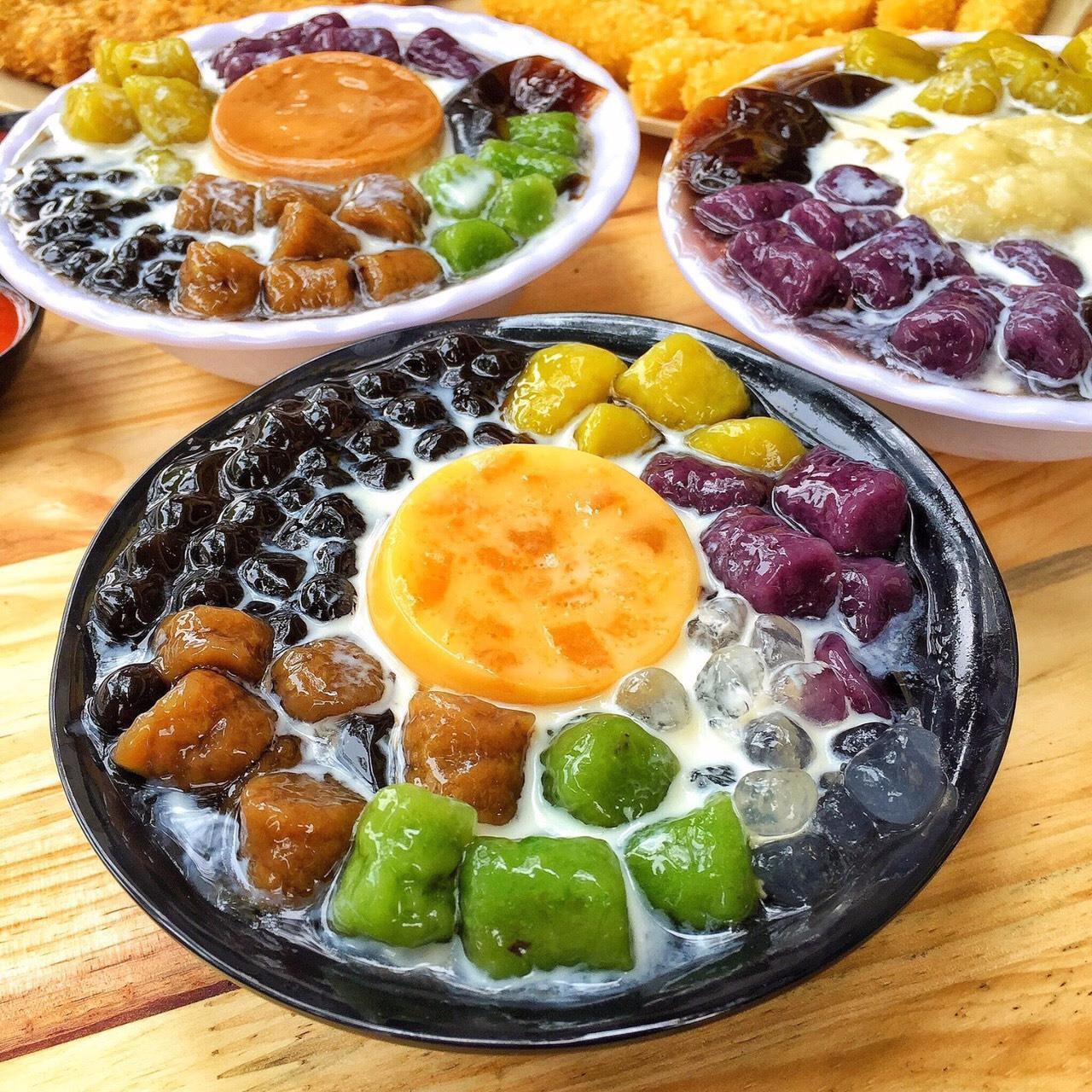 Thiên đường chè khoai dẻo và đồ ăn vặt siêu ngon tại Chick Garden - Ảnh 8.