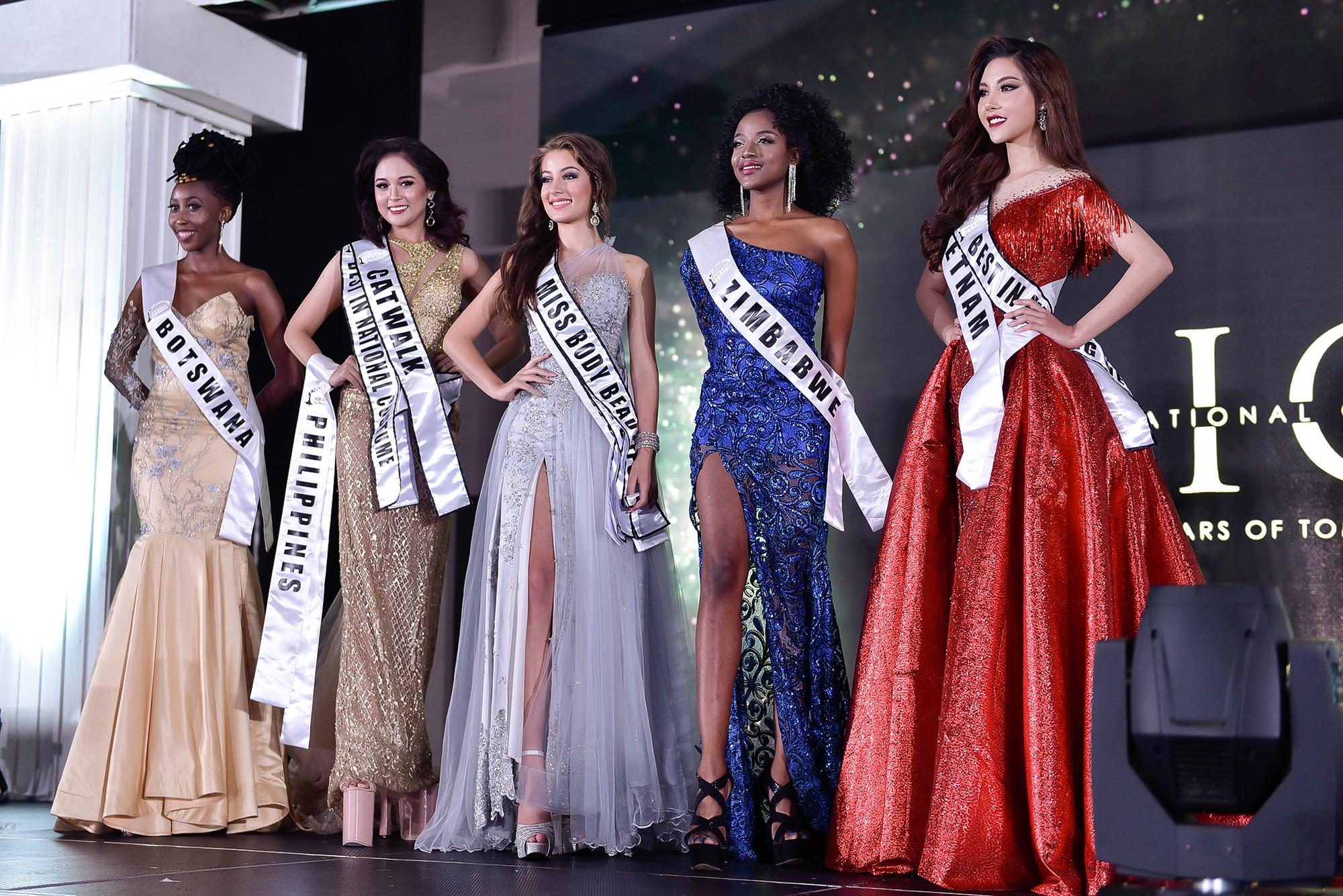 Người đẹp Bạc Liêu đăng quang Hoa hậu Quốc tế Toàn cầu 2019 - Ảnh 6.