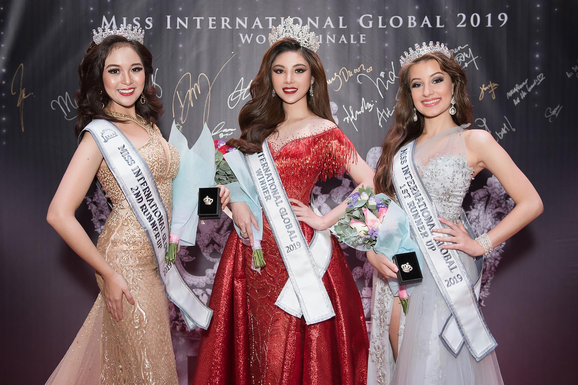 Người đẹp Bạc Liêu đăng quang Hoa hậu Quốc tế Toàn cầu 2019 - Ảnh 7.