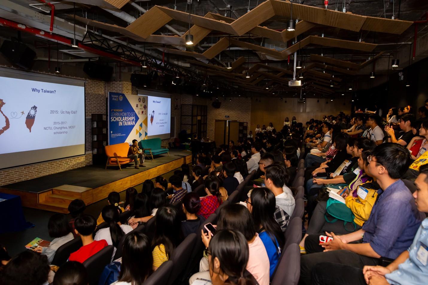 Học bổng du học Đài Loan: Dễ hay khó? - Ảnh 1.