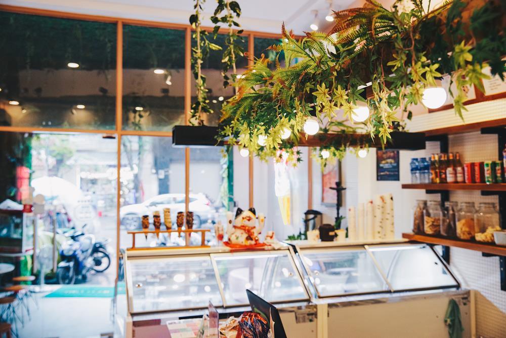 Khám phá tiệm kem Fella Gelato ngay giữa lòng Sài Gòn: toàn vị siêu độc, ăn ngập mồm không sợ béo - Ảnh 3.