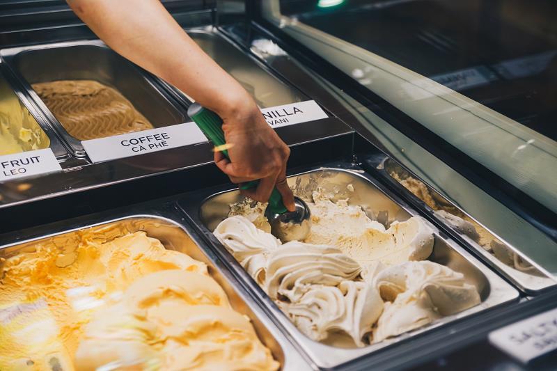 Khám phá tiệm kem Fella Gelato ngay giữa lòng Sài Gòn: toàn vị siêu độc, ăn ngập mồm không sợ béo - Ảnh 4.
