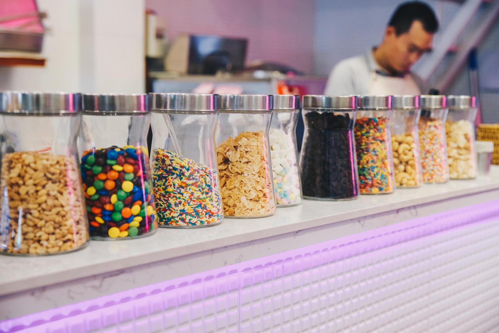 Khám phá tiệm kem Fella Gelato ngay giữa lòng Sài Gòn: toàn vị siêu độc, ăn ngập mồm không sợ béo - Ảnh 7.