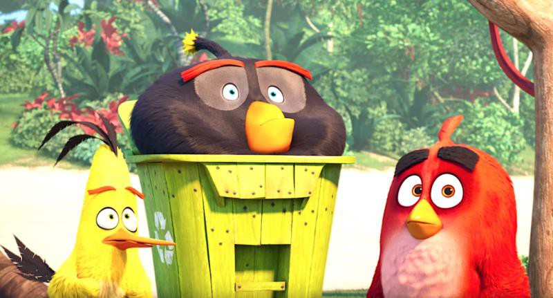 Vì sao Angry Birds 2 lại là bộ phim hoạt hình vui nhộn và đáng xem dịp nghỉ lễ 2/9 này? - Ảnh 1.