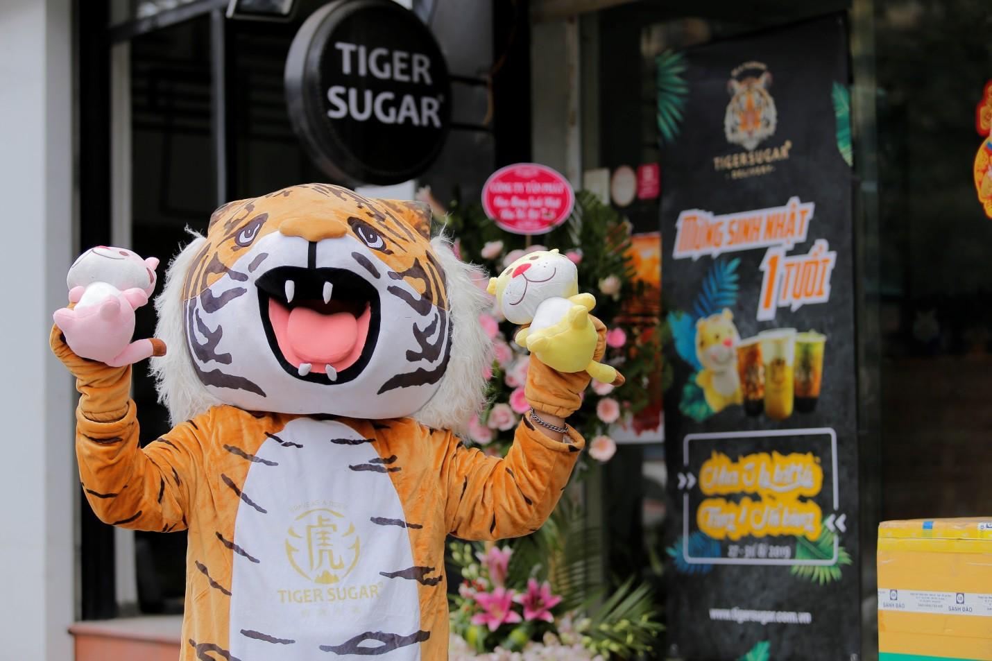 Mừng sinh nhật TigerSugar Delivery tròn 1 tuổi: Hành trình của những chú hổ khát khao khẳng định mình - Ảnh 1.