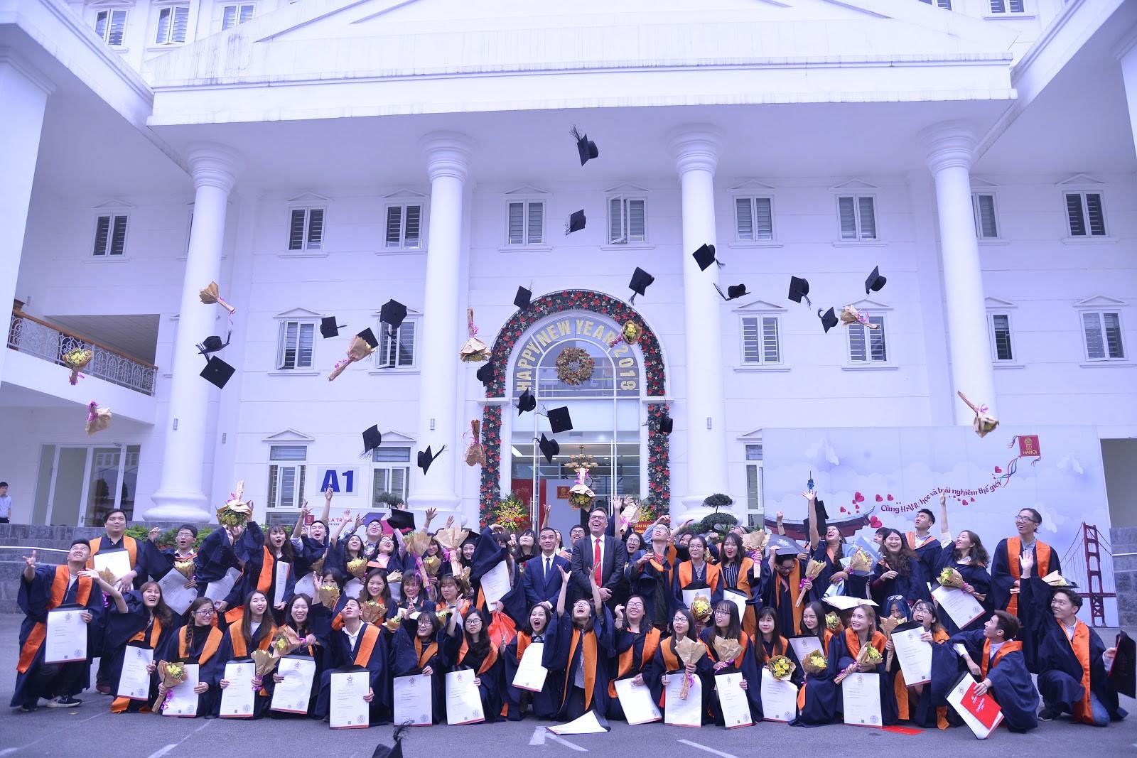 Đại học Hà Nội: xét tuyển bằng học bạ ngành Marketing - Tài chính liên kết đào tạo với Đại học La Trobe, Úc - Ảnh 1.
