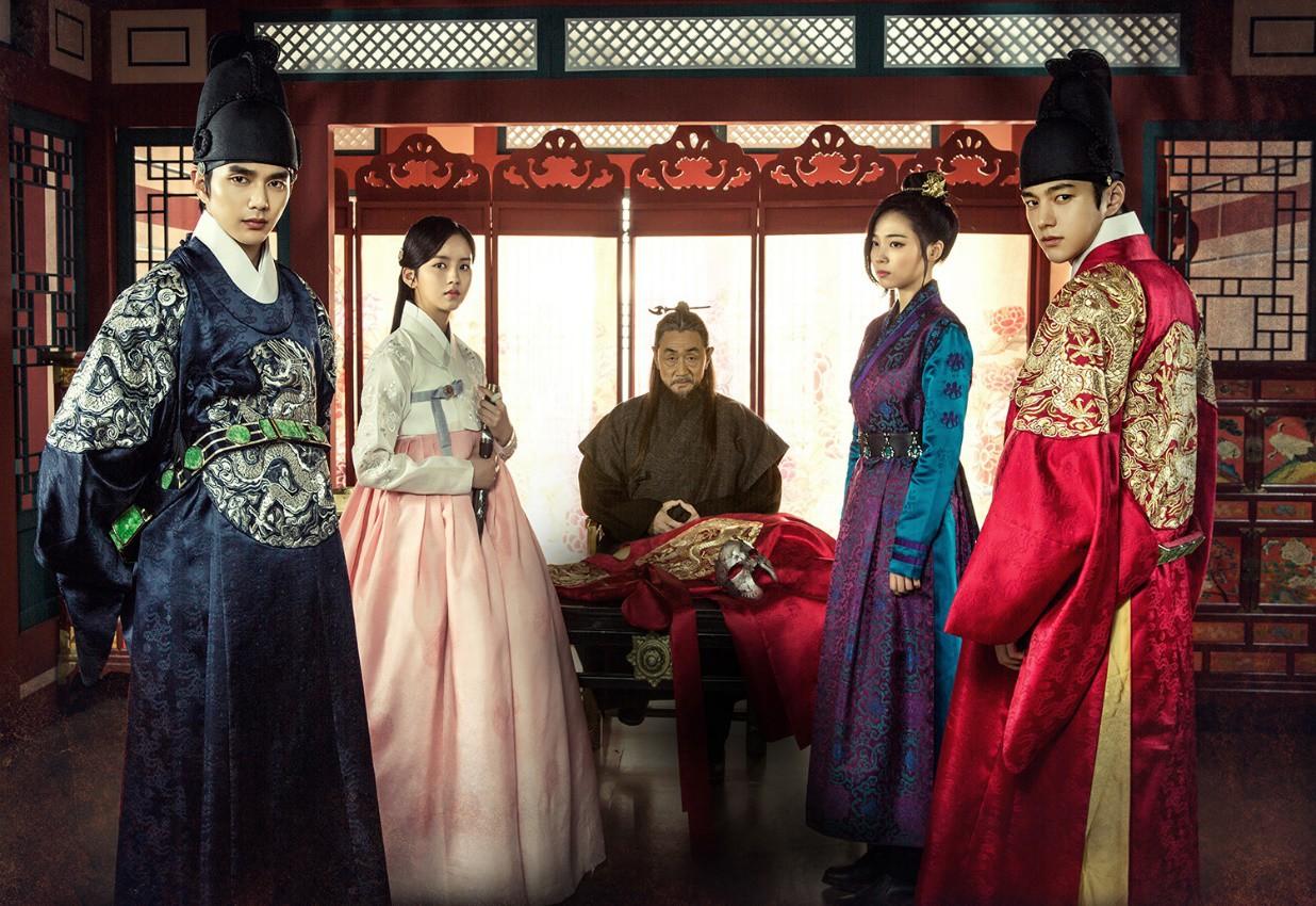 Những yếu tố làm nên sức hút của phim cổ trang Trung Quốc và Hàn Quốc - Ảnh 4.