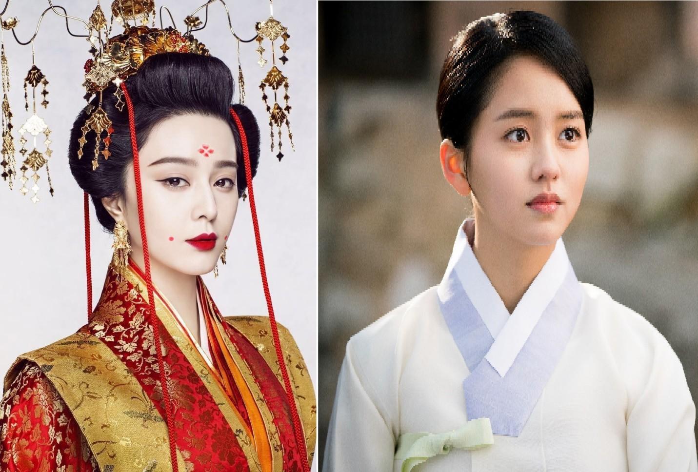 Những yếu tố làm nên sức hút của phim cổ trang Trung Quốc và Hàn Quốc - Ảnh 5.
