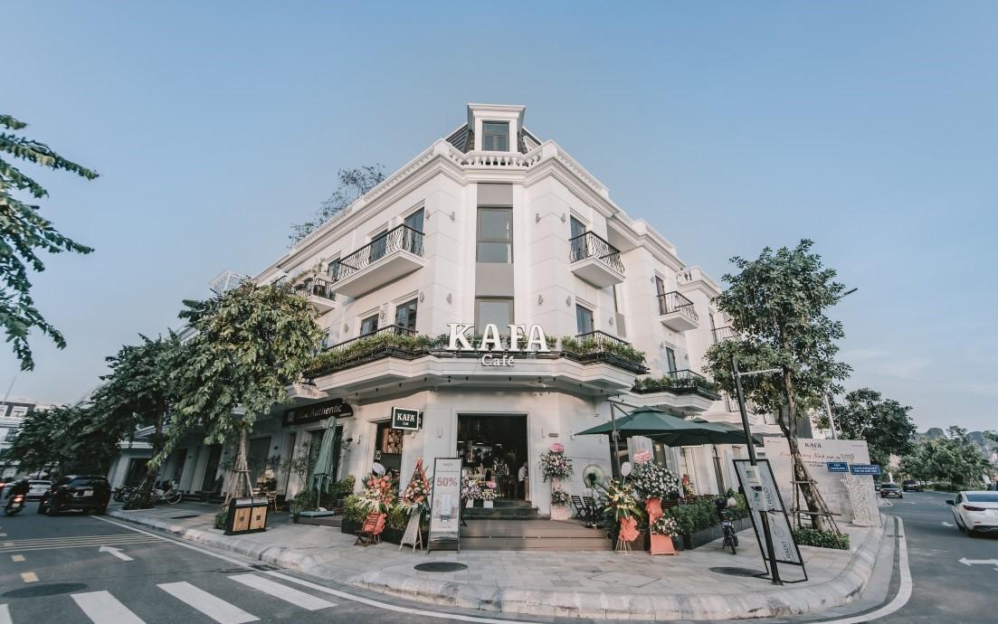 Kafa Café đã có mặt tại Hạ Long - Ảnh 1.