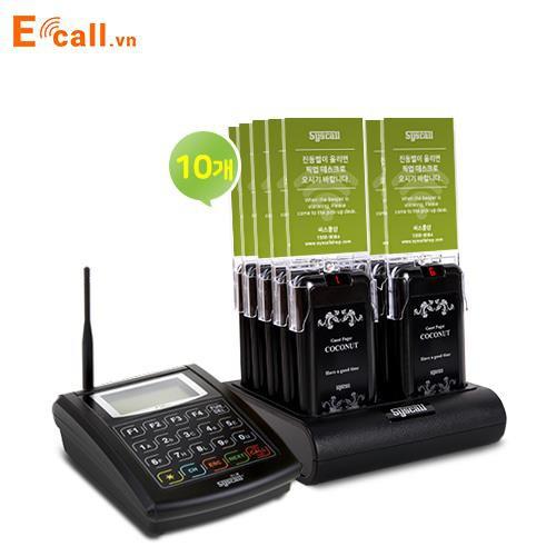 thẻ rung tự phuc vụ ecall - photo 1 15651480910051160687667 - Thẻ rung tự phuc vụ Ecall: Chìa khóa giải quyết vấn đề nhân sự ngành F&B