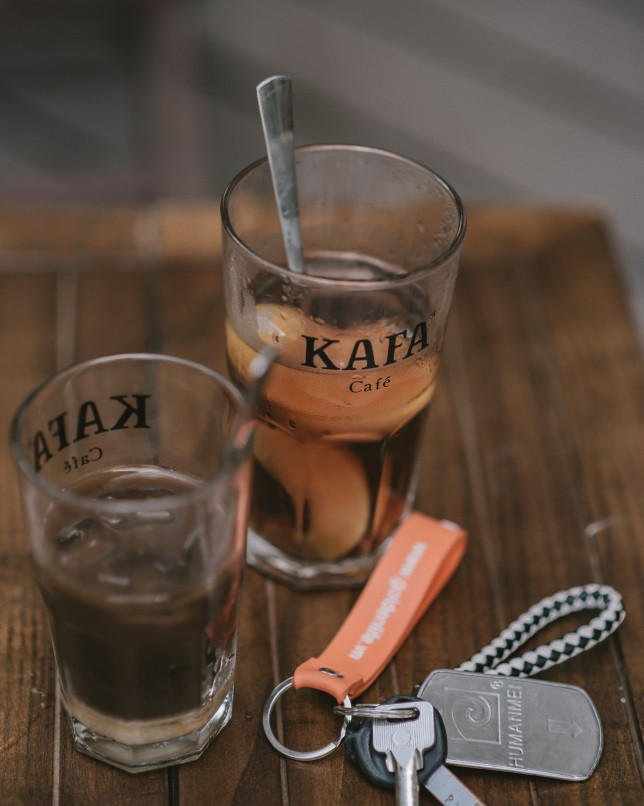 Kafa Café đã có mặt tại Hạ Long - Ảnh 2.