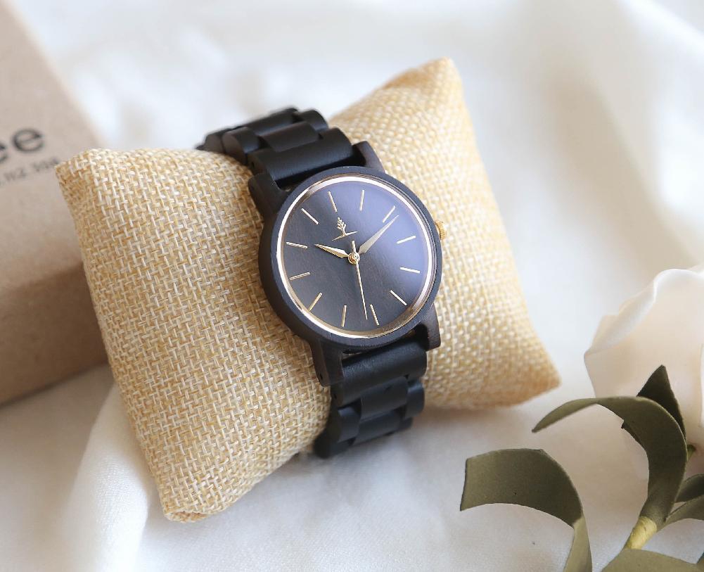 Đồng hồ đeo tay bằng gỗ - Sự khác biệt với nét đẹp cổ điển mang hơi thở hiện đại - Ảnh 2.