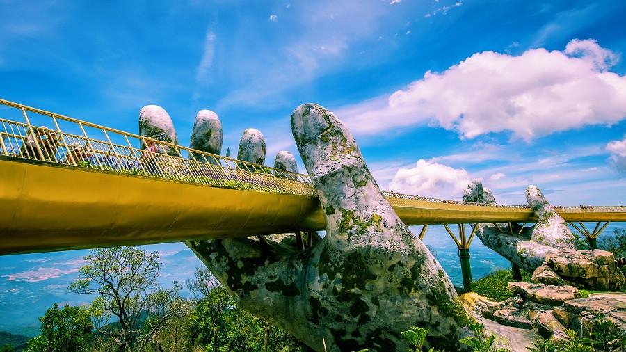 Vòng quanh thế giới ngắm những cây cầu độc nhất vô nhị - Ảnh 3.