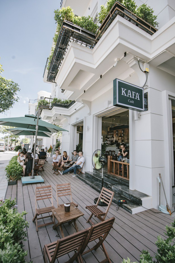 Kafa Café đã có mặt tại Hạ Long - Ảnh 6.