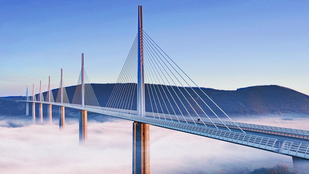 Vòng quanh thế giới ngắm những cây cầu độc nhất vô nhị - Ảnh 5.