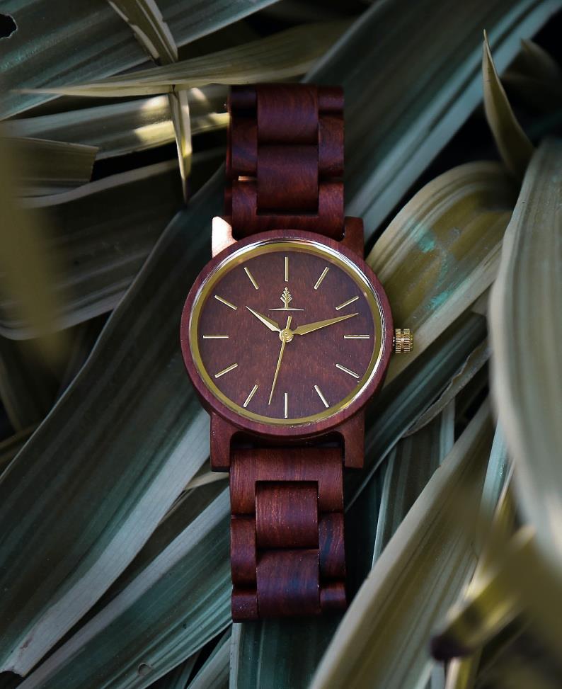 Đồng hồ đeo tay bằng gỗ - Sự khác biệt với nét đẹp cổ điển mang hơi thở hiện đại - Ảnh 5.