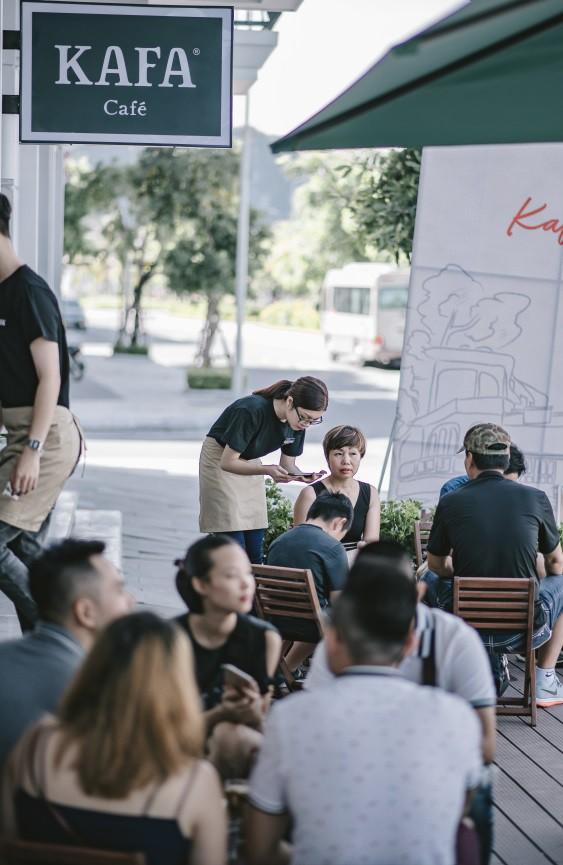 Kafa Café đã có mặt tại Hạ Long - Ảnh 8.