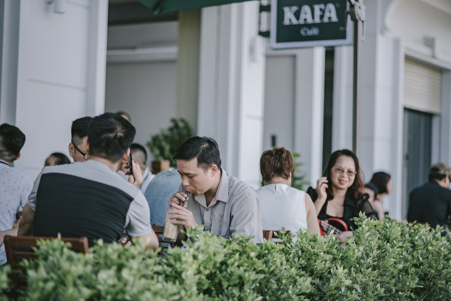Kafa Café đã có mặt tại Hạ Long - Ảnh 9.