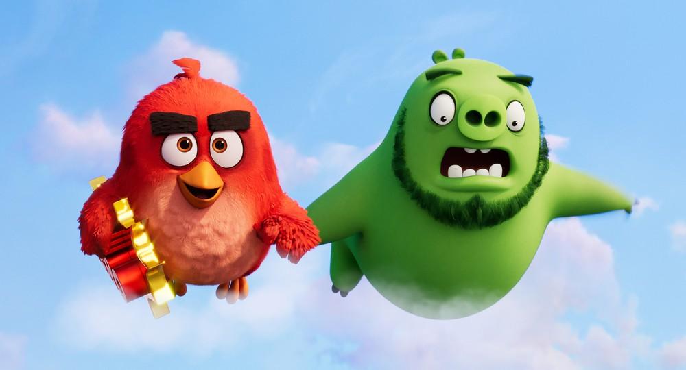 Những cặp đôi trái ngang nhưng dễ thương hết biết của Angry Birds 2 - Ảnh 1.