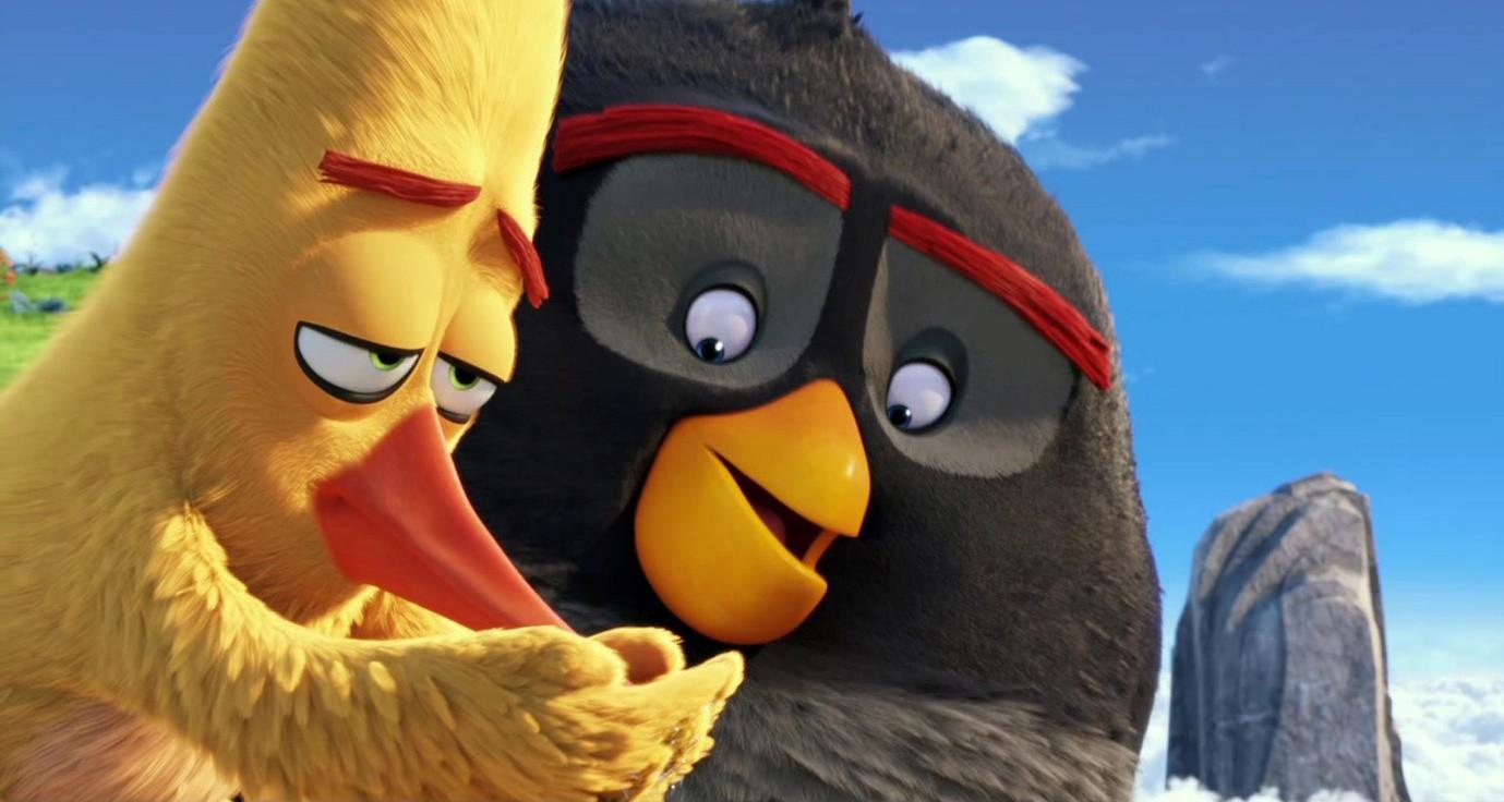 Những cặp đôi trái ngang nhưng dễ thương hết biết của Angry Birds 2 - Ảnh 5.