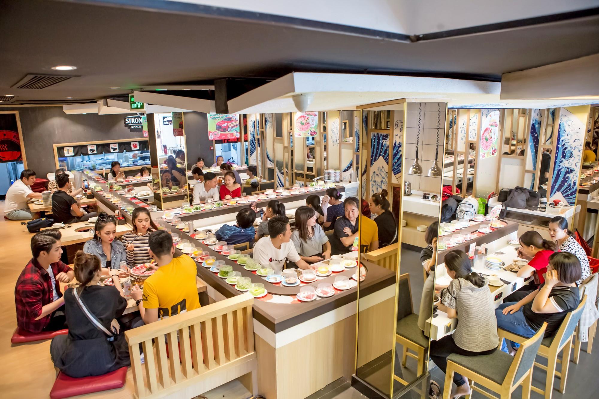 Mới ra mắt, giới trẻ đã mê tít cặp đôi hoàn hảo - món nướng và đồ uống đạt chứng nhận FOSHU từ Nhật Bản - Ảnh 1.