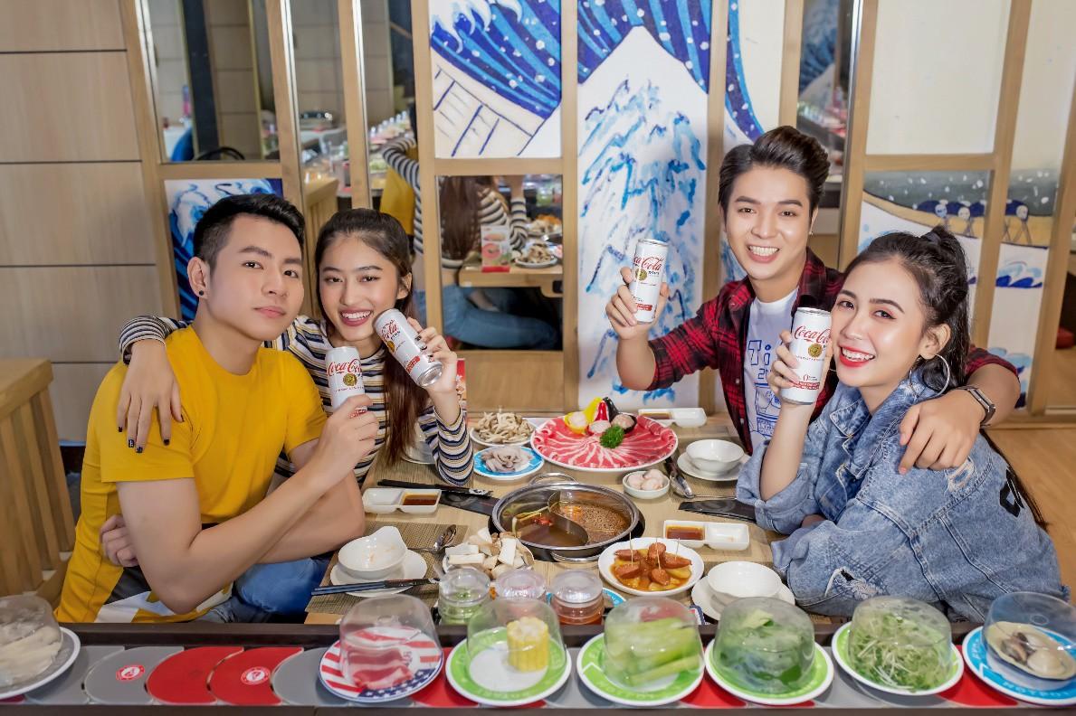 Mới ra mắt, giới trẻ đã mê tít cặp đôi hoàn hảo - món nướng và đồ uống đạt chứng nhận FOSHU từ Nhật Bản - Ảnh 3.