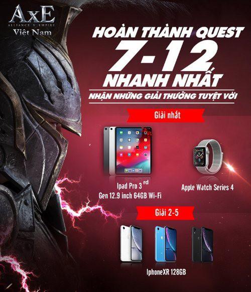 Game thủ Việt phát cuồng trong ngày AxE: Alliance X Empire ra mắt - Ảnh 5.