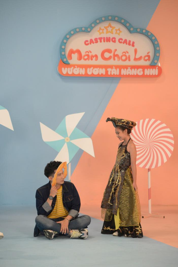 """Don Nguyễn, Chí Thiện bất ngờ trước khả năng """"lật mặt"""" của các tài năng nhí trong """"Mầm Chồi Lá Casting - Vườn Ươm Tài Năng Nhí"""" - Ảnh 7."""