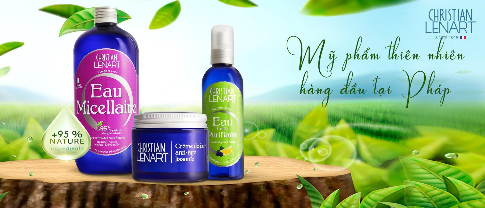 Hành trình 4 năm chinh phục người tiêu dùng của thương hiệu mỹ phẩm thiên nhiên hàng đầu tại Pháp - Ảnh 2.