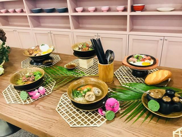 Bật mí Cuisine De Saigon ăn ngon, check-in đẹp tại Tân Sơn Nhất - Ảnh 5.