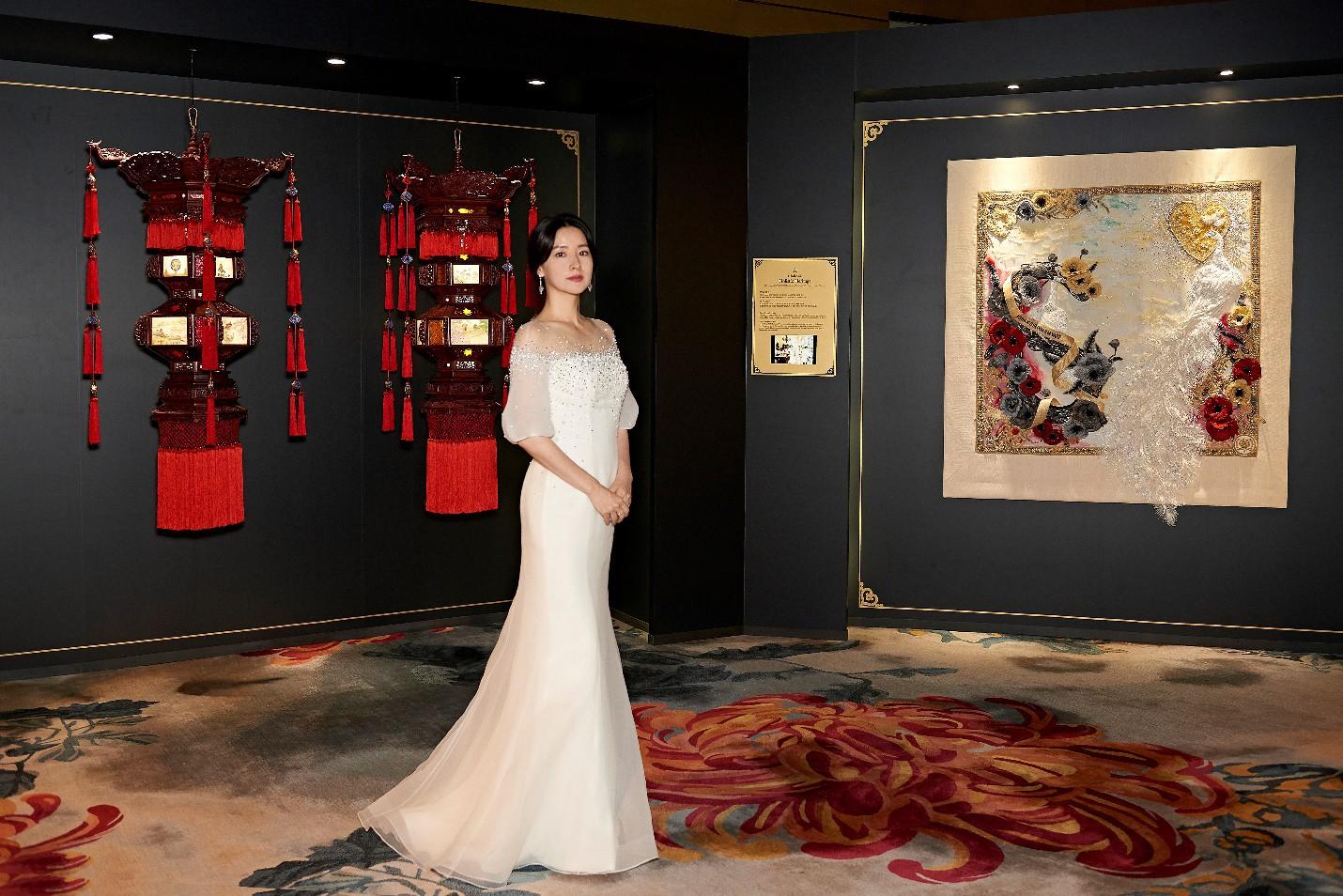 Choáng ngợp trước sự kiện toàn cầu lộng lẫy xa hoa của The history of Whoo tại Thượng Hải - Ảnh 2.