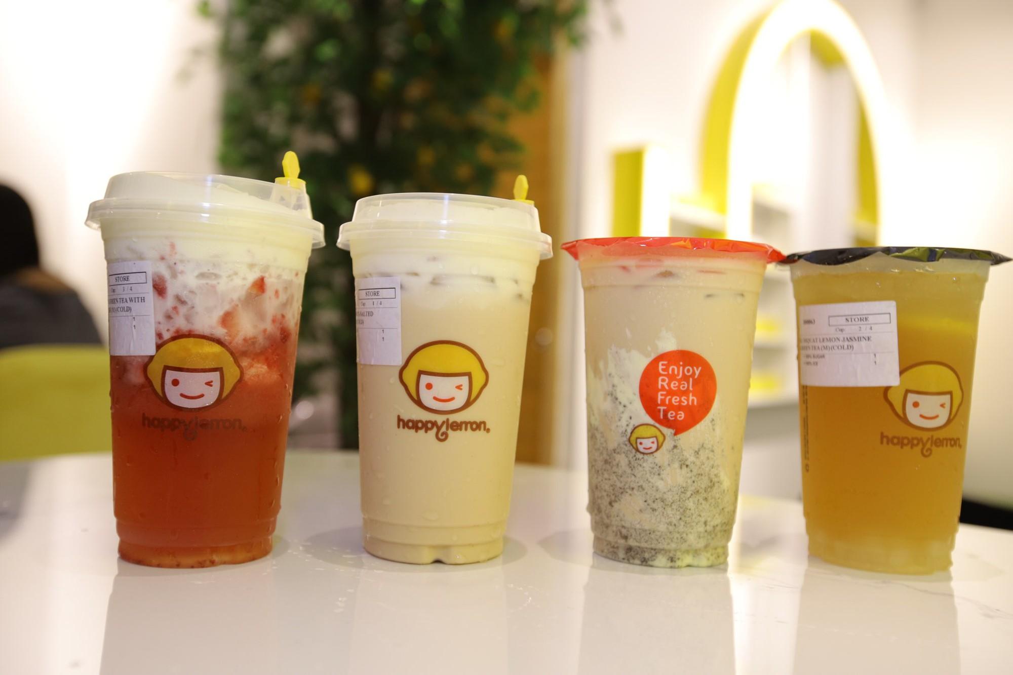 Trúc Nhân và Fabo Nguyễn gây náo loạn cả khu phố trà sữa, Happy Lemon chính thức đổ bộ thị trường Việt Nam - Ảnh 10.