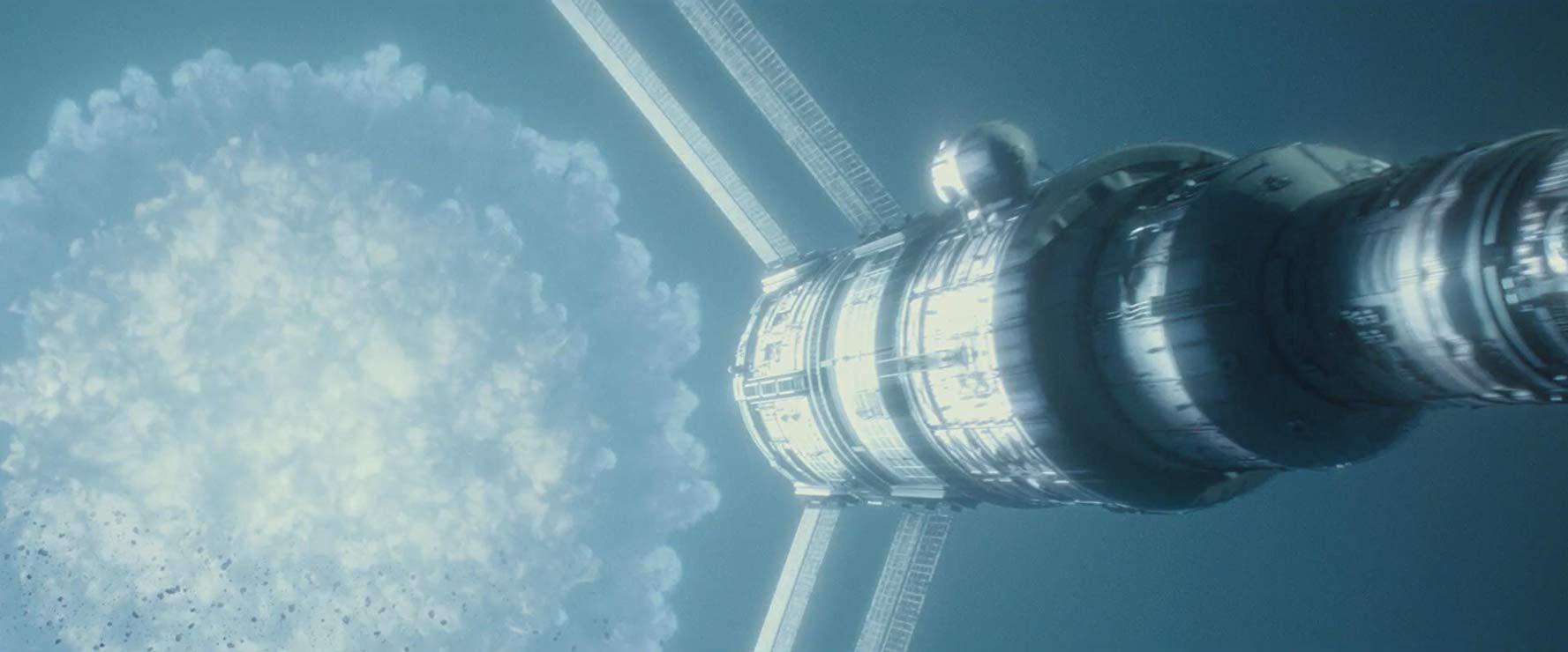Ad Astra – Hành trình tìm cha trong không gian bí ẩn và kịch tính của Brad Pitt - Ảnh 2.