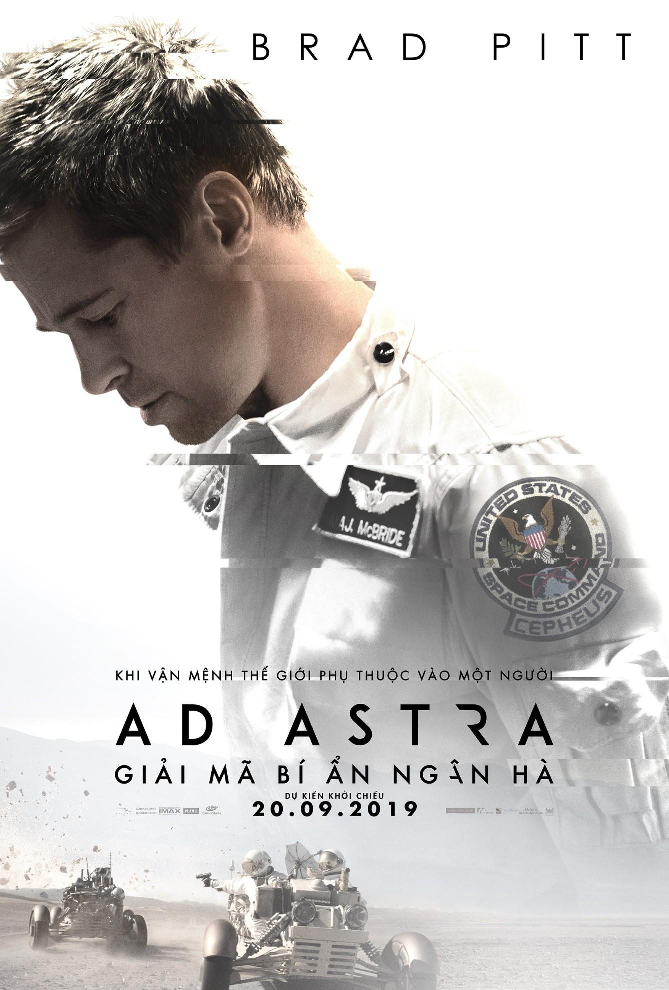 Ad Astra – Hành trình tìm cha trong không gian bí ẩn và kịch tính của Brad Pitt - Ảnh 6.