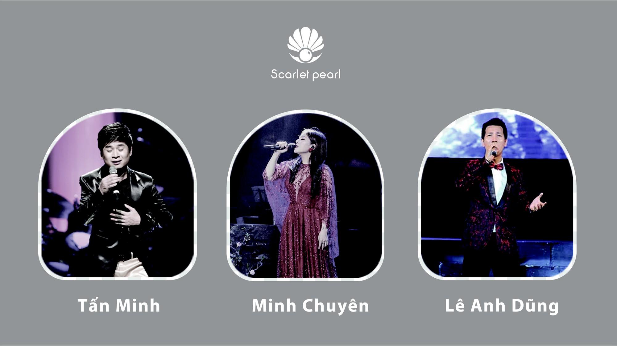 NS Phú Quang tổ chức đêm nhạc trữ tình trên du thuyền triệu đô Scarlet Pearl - Ảnh 1.