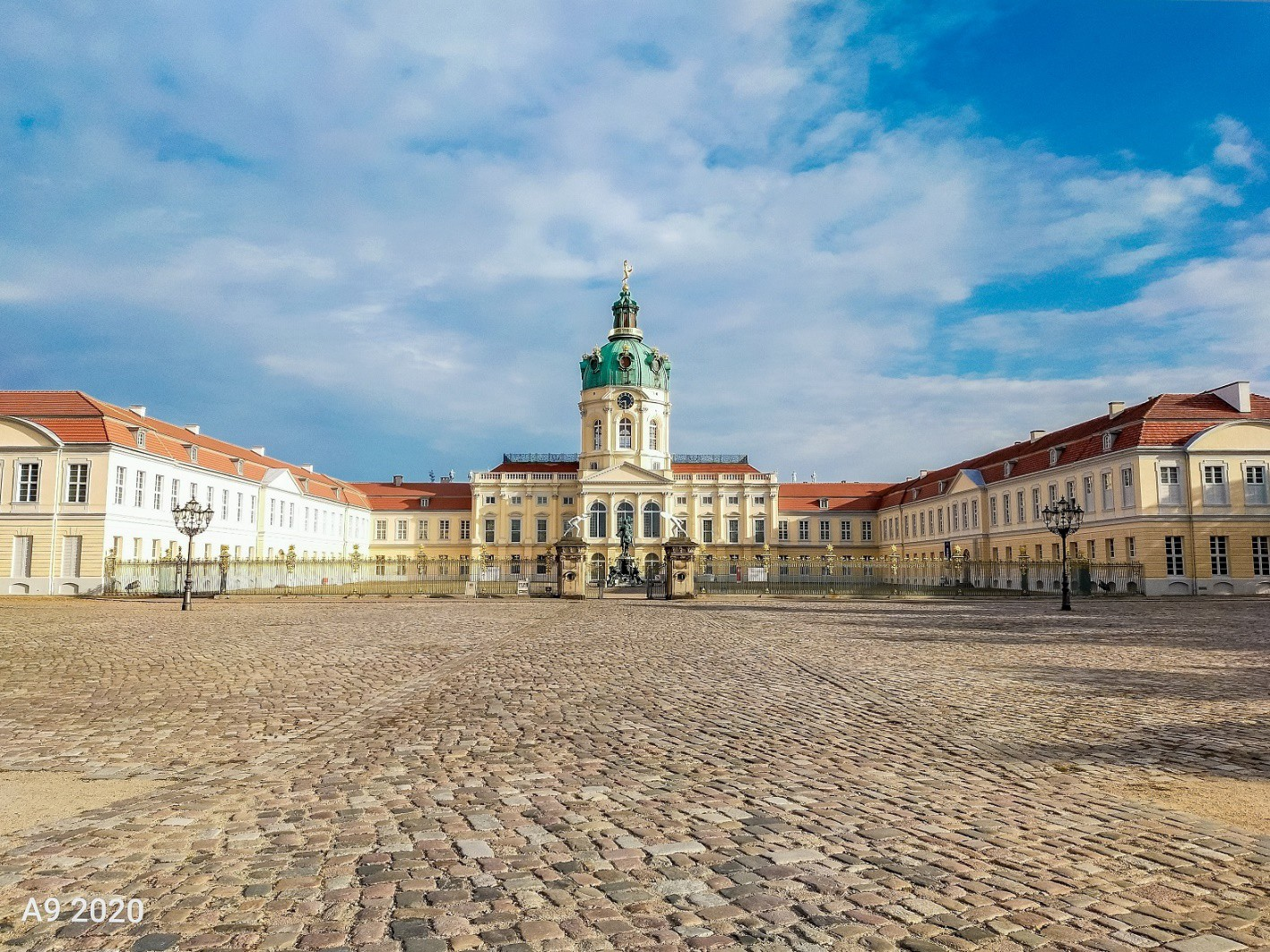 Mùa thu thủ đô Berlin hiện lên đầy rực rỡ qua bốn góc ảnh tuyệt đẹp của OPPO A9 2020 - Ảnh 2.
