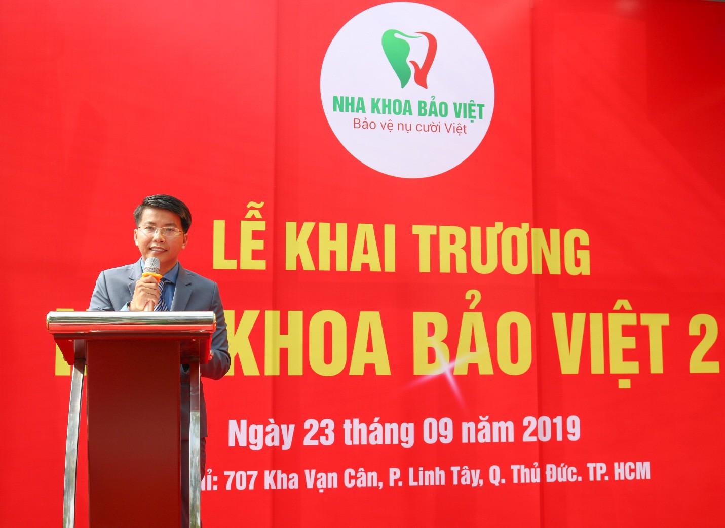 Nha Khoa Bảo Việt khai trương chi nhánh thứ 2 tại Thủ Đức - Ảnh 1.
