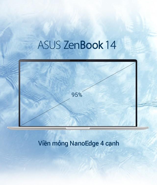 ZenBook UM433 – thế hệ ZenBook cao cấp được trang bị sức mạnh từ vi xử lí AMD ZEN+ - Ảnh 1.