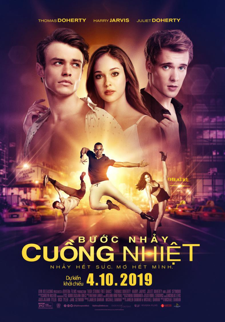 Bước Nhảy Cuồng Nhiệt hay Step Up với phiên bản nhiều chất thơ dành cho hội mê phim nhảy nhót - Ảnh 1.