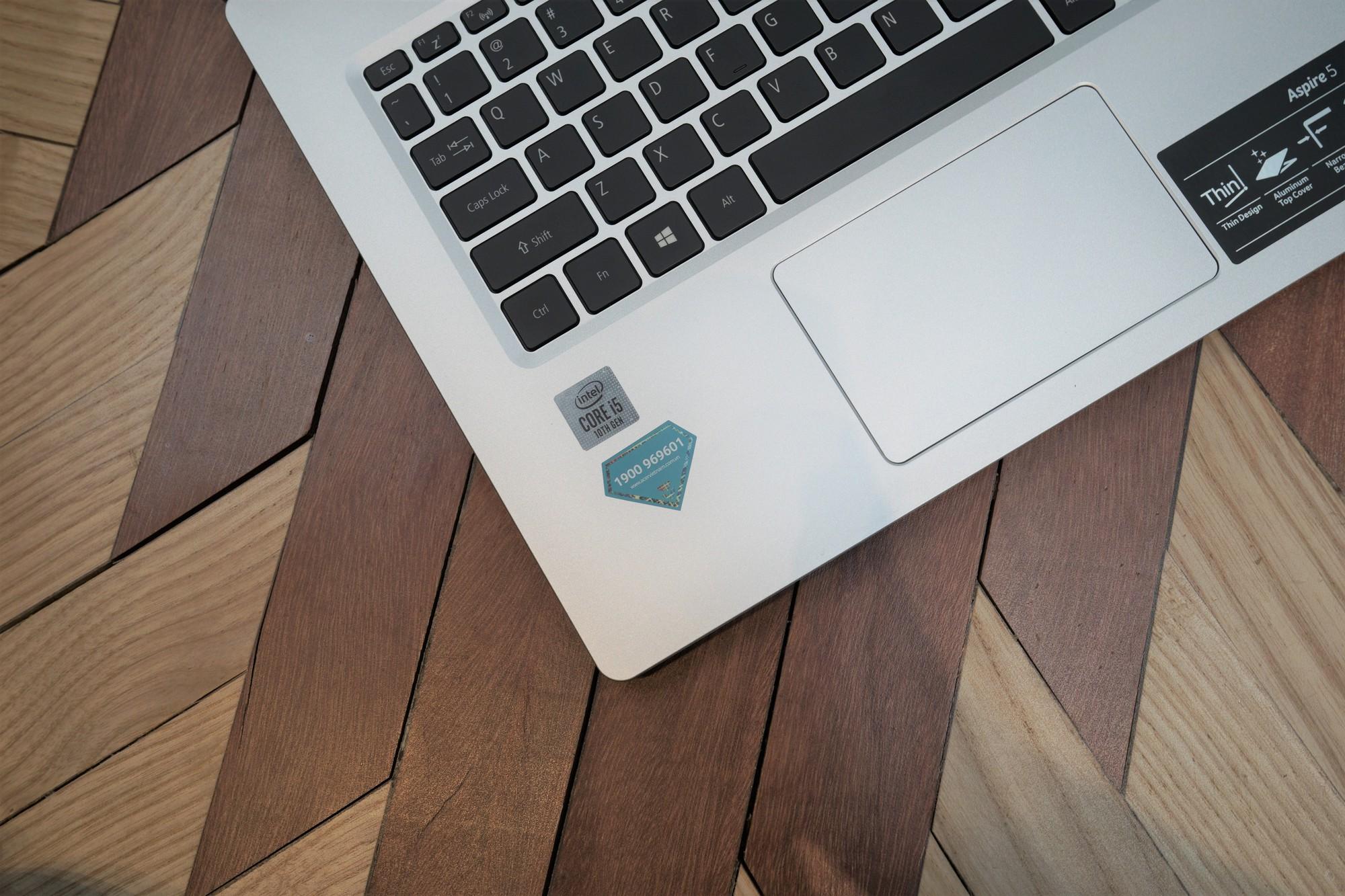 Acer Aspire 5 – học tập và làm việc chưa bao giờ dễ dàng đến thế! - Ảnh 3.